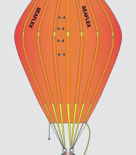 Wypornościowy worek powietrzny (ALB)